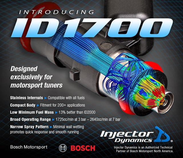 ID 1700 Injectors