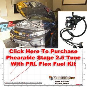 Purchase Phearable Stage 2.5 With Flex Fuel Kit.